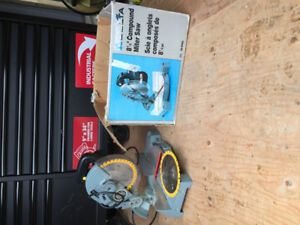 mitre saw 8.25 inch