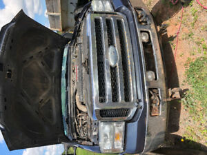 Complete 2006 f250 diesel for parts or repair $2800
