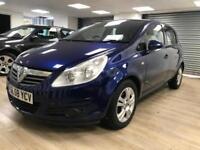 Vauxhall Corsa 1.3CDTI Breeze Plus DIESEL BLUETOOTH WARRANTY 12 MONTHS MOT FSH