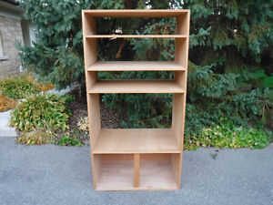 "Custom made Bookcase, 4 shelves, 35""wX23""X69""T, very solid and Cambridge Kitchener Area image 1"