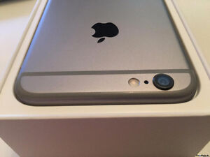 iPhone 6 Space Grey/Gris 16GB Rogers