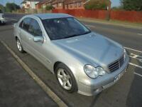 2007 07 MERCEDES-BENZ C CLASS 1.8 C180 KOMPRESSOR AVANTGARDE SE 4DR