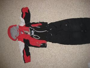 4T jupa winter jacket and snow pants