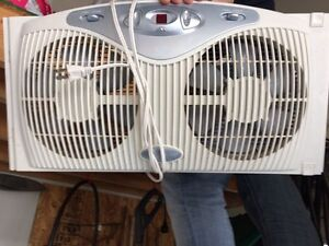 Window Fan Air-conditioner- Excellent Condition