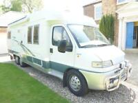 Hobby 700 Coachbuilt Motorhome for sale Ref: 13010