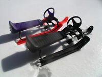 GT SNOW RACERS - MUST SELL- Kids will want these for next Winter