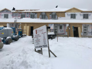 New Constructed Homes for Rent