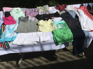 Lot #3. Vêtements femme grandeur SMALL - Volcom, Roxy, Billabong