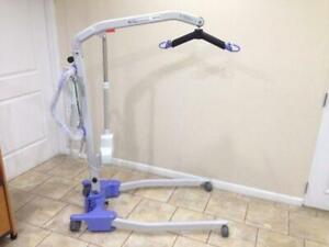 folding hoyer lift ( patient lift )