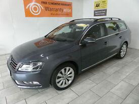 2013 Volkswagen Passat 2.0TDI ( 140ps ) BlueMotion Tech Highline