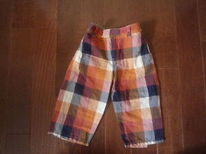 Summer Pants, Shorts, Shirts, Pajamas (size 18-24 months)