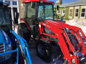 USED TRACTOR 2015 TYM 554