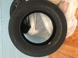 Brand new set of 245/60R18 Winter tires