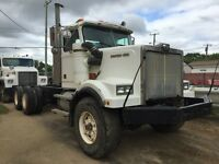 Heavy Spec Western Star Cab and Chassis