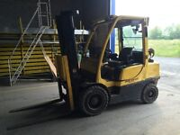 Charriot Hyster 600lbs