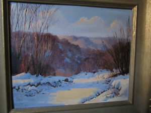 Oil Painting by Cavell Kitchener / Waterloo Kitchener Area image 2