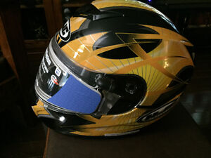 HJC RC storm 2 helmet with electric heated face shield brand new