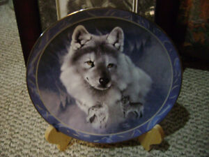 Wolf collectibles