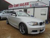 2008 08 BMW 1 SERIES 2.0 118I M SPORT 2D 141 BHP