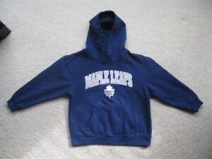Toronto Maple Leafs NHL Kids Hooded Sweater