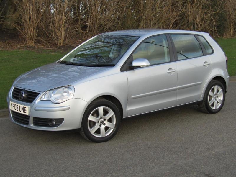 2008 Volkswagen Polo 1.2 Match 5 Door Manual Hatchaback ...