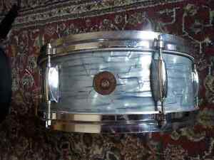 Vintage GRETSCH Round Badge Snare Drum
