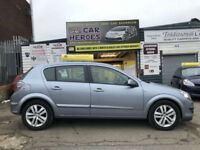 2007 VAUXHALL ASTRA 1.6 16v 115 BHP SXi 5 DOOR HATCHBACK (AA) WARRANTED INCLUDED