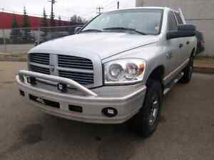 2007 Dodge Ram 2500 SLT 4x4 Pickup Truck Silver