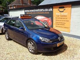 VOLKSWAGEN GOLF SE, Blue, Manual,Diesel,2010