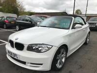 2008 (08) BMW 118 2.0 i SE ** 45,000 Miles ** Automatic Convertible **