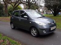 2009 Hyundai i10 1.2 Style air-con,heated seats,£30 tax £2195 **SALE**