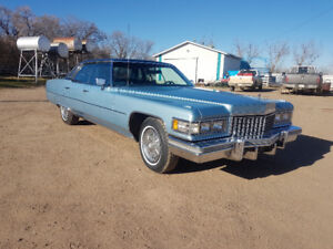 Desirable Car - The Last of the Big 20' Cadillac