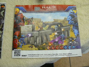 2 Halo Sets - Assault on High Ground and UNCS Mantis - $85.00
