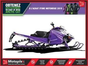 2019 Arctic Cat M 8000 Mountain Cat (153/162)