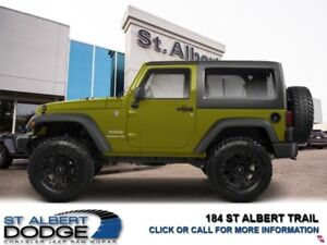 2010 Jeep Wrangler Sport  MOUNTAIN PACKAGE