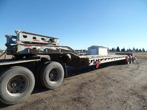 2003 GERRY'S TRI-DRIVE FREINDLY LOWBOY AT www.knullent.com