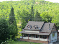Beautiful 4 Season Country Home in the Laurentians
