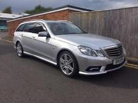 2011 Mercedes-Benz E Class E250 CDI Blue EFFICIENCY Sport Edition 125 7G-Tronic
