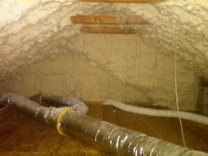 Start Saving your Home.  Attic Insulation Special
