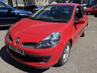 Renault Clio 1.4 16v 98 Dynamique 3 DOOR - 2006 06-REG - 6 MONTHS MOT