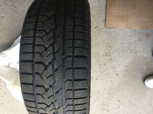 FOR SALE - SET OF 4 BMW X6/X5 WINTER TIRES PLUS 2 SUMMER TIRES