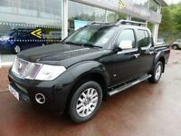 Nissan Navara 3.0 V6 Dci Outlaw 4X4 Double Cab Pick Up Pick-Up