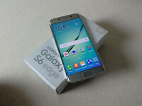 Samsung Galaxy S6 edge 64GB Platinum Gold unlocked Warranty
