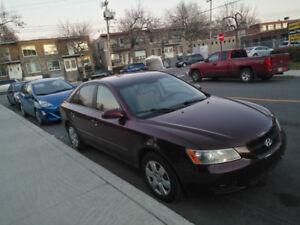 Hyundai Sonata 2007 Good Winter Tries