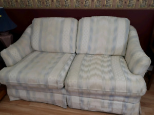Loveseat for camp/just starting out $20 obo