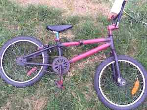 REDUCED TWO BMX