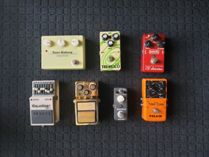Guitar Pedals Stomboxes Clearance