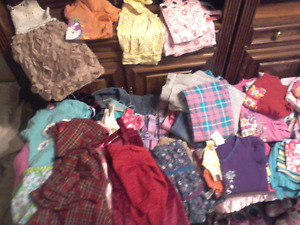 Girls 3T /4T Clothes Lot