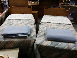 Twin Bed Combo Double Queen at The Meetinghouse!