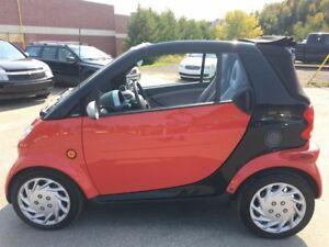 Smart fortwo 2dr Cabriolet 2006
